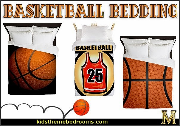 basketball bedding-basketball duvet-basketball theme bedding