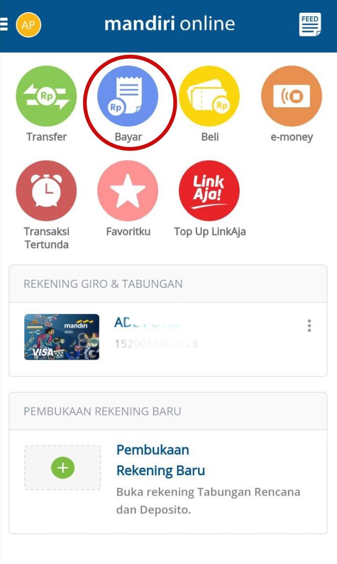 Desktop Online Berbagi Pengalaman Bisnis Online Cara Isi Doku Wallet Via Bni Mobile Banking Dan Mandiri Online