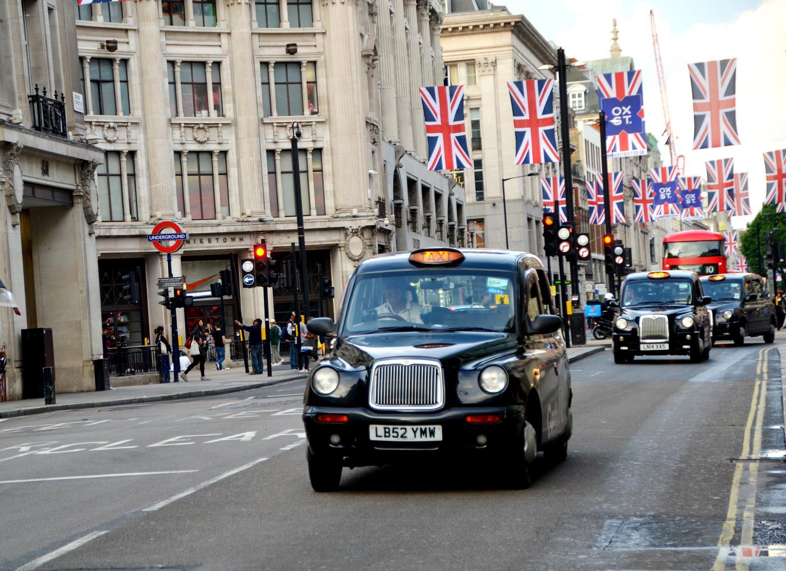 londyn taxi