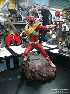 XM Studios Power Ranger Red 1/4 Premium Collectibles Statue