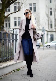 long coat streetstyle