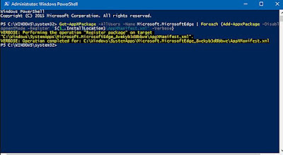 power shell windows 10