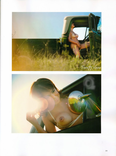 Fotos de Fernanda Alves nua na Revista Sexy