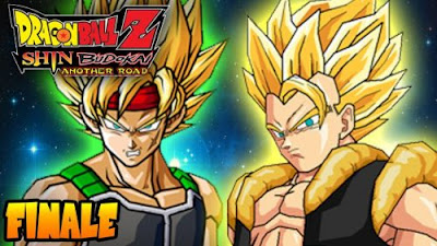 Game Dragon Ball Z Shin Budokai Another Road USA ISO PPSSPP Android