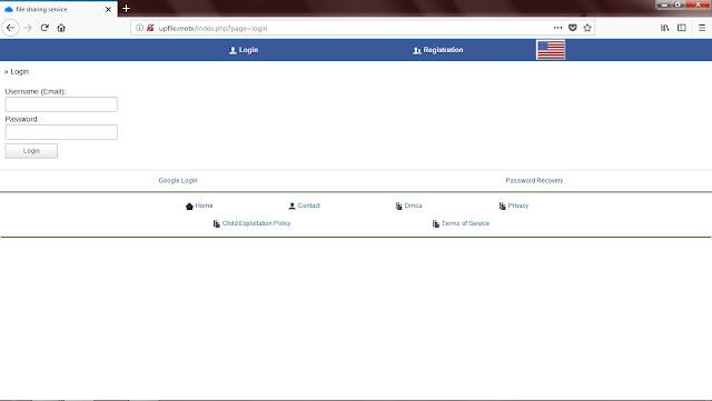 Masukkan Username dan Password Sobat kemudian klik Login.
