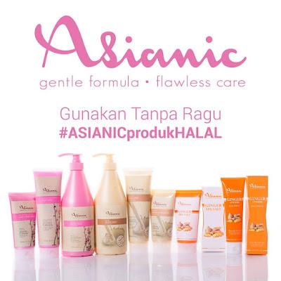 Asianic Produk Halal