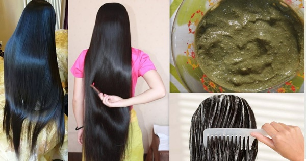 receita para acelerar o crescimento do cabelo e acabar com a queda