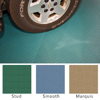 Greatmats garage flooring tiles Tuff Seal