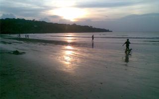 Pantai Muaya Jimbaran Bali
