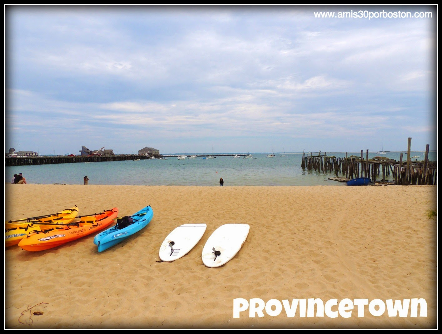 Provincetown, Playas de Massachusetts