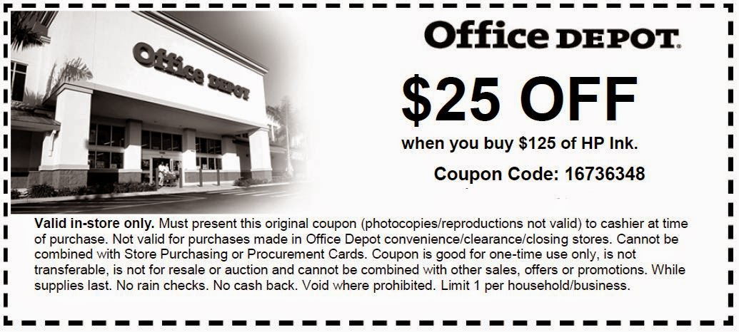 Office depot coupons 2019