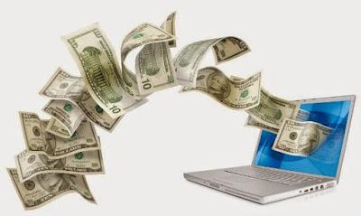 mengumpulkan uang lewat blog