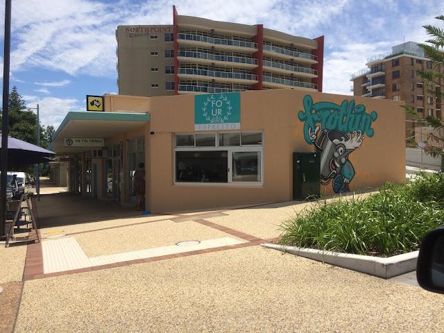Four Espresso Cafe Port Macquarie