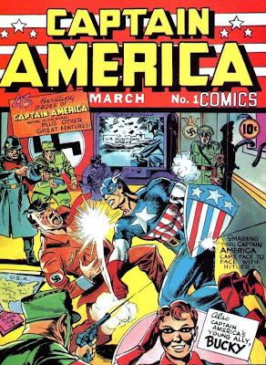 Capitán América vs Hitler