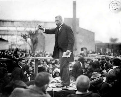 Booker T. Washington speech