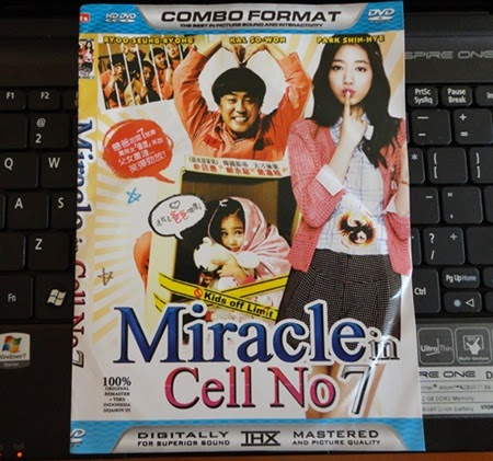 harga cd Miracle in Cell No.7