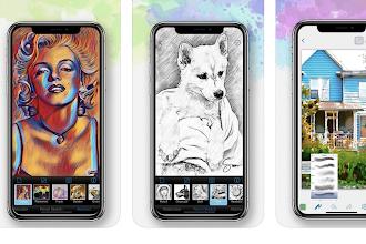 OGGI GRATIS: App creativaper trasformare le vostre foto in dipinti!