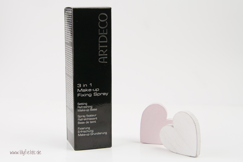 Artdeco - 3 in 1 Make-up Fixing Spray