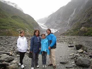Glaciar Franz Joseph , Nueva Zelanda,  Al Este por el Oeste, vuelta al mundo, round the world, La vuelta al mundo de Asun y Ricardo, mundoporlibre.com