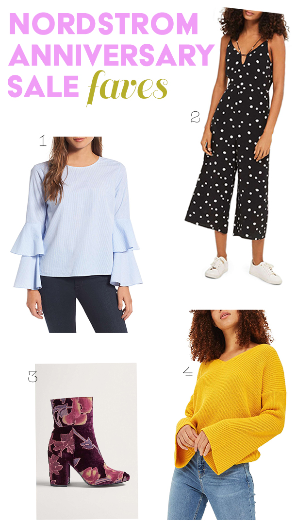 MY FAVES FROM THE NORDSTROM ANNIVERSARY SALE