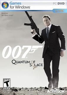 James Bond: Quantum of Solace / Ein Quantum Trost - PC ...