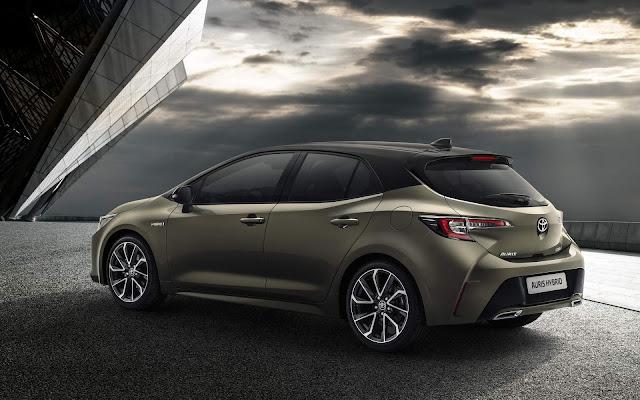 Novo Toyota Auris 2019