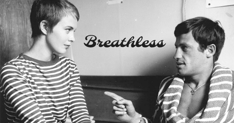 A Vintage Nerd Classic Film Review Breathless 1960 Jean Seberg French Films Vintage Blog Movie Recommendation
