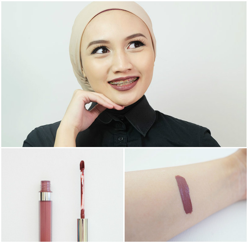 Bash Harry Brunei Beauty Blogger Review ColourPop Ultra Matte Lip in Teeny-Tiny