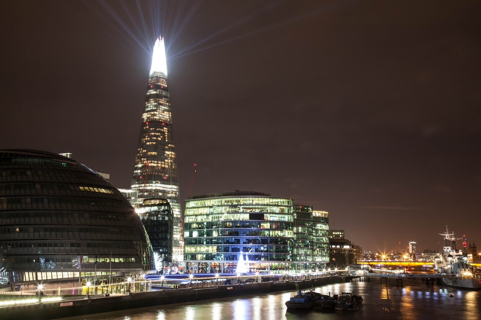 Retour sur la magie de Noël à Londres 💕