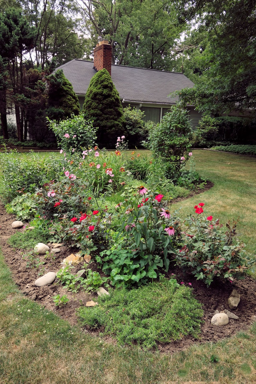 Travels Of A Retired Teacher Welcome To My Garden Part One