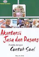 AJIBAYUSTORE  Judul Buku : Akuntansi Jasa dan Dagang Praktis dengan Contoh Soal Pengarang : Hery, SE, Msi Penerbit : Gava Media