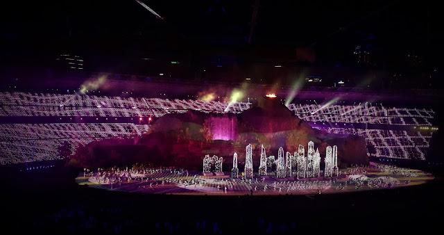 Konsep opening ceremony Asian Games 2018 yang mempesona