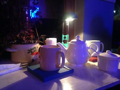 Carpe Diem kawiatnia w Tbilisi