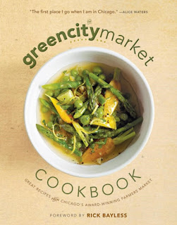 Review: Green City Market Cookbook edited by the Green City Market