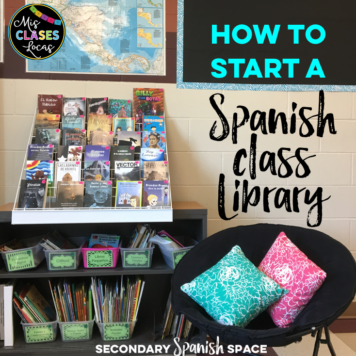 How to start a Spanish class library - SSS
