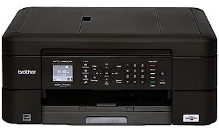 Brother MFC-J485DW Printer Driver Download - Windows, Mac, Linux