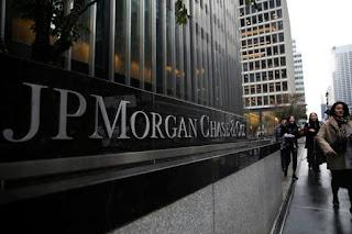 JP Morgan and Ford