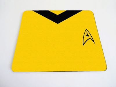 Star Trek Mousepad