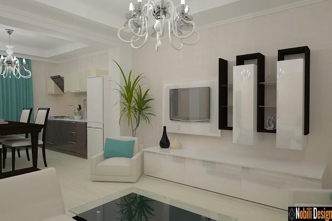 Design Interior case moderne - Amenajari interioare case Bucuresti