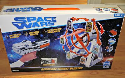 Space Wars Aerovane Target Blaster