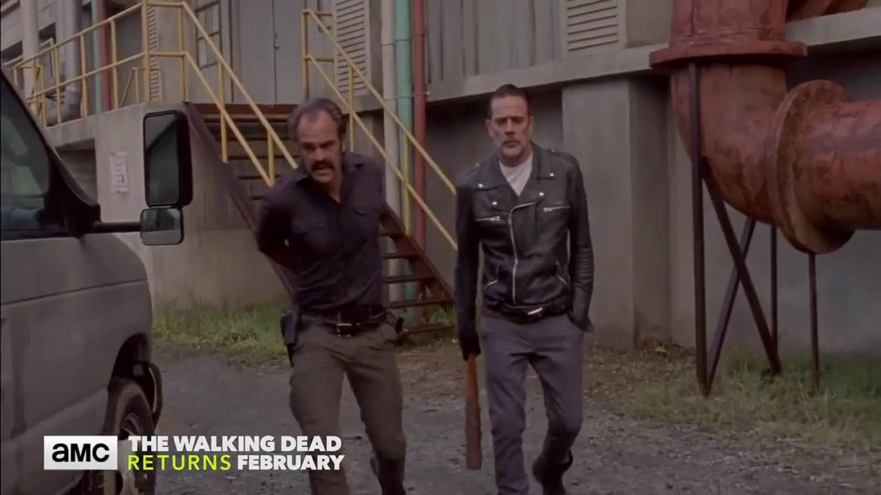 The Walking Dead: 8×9