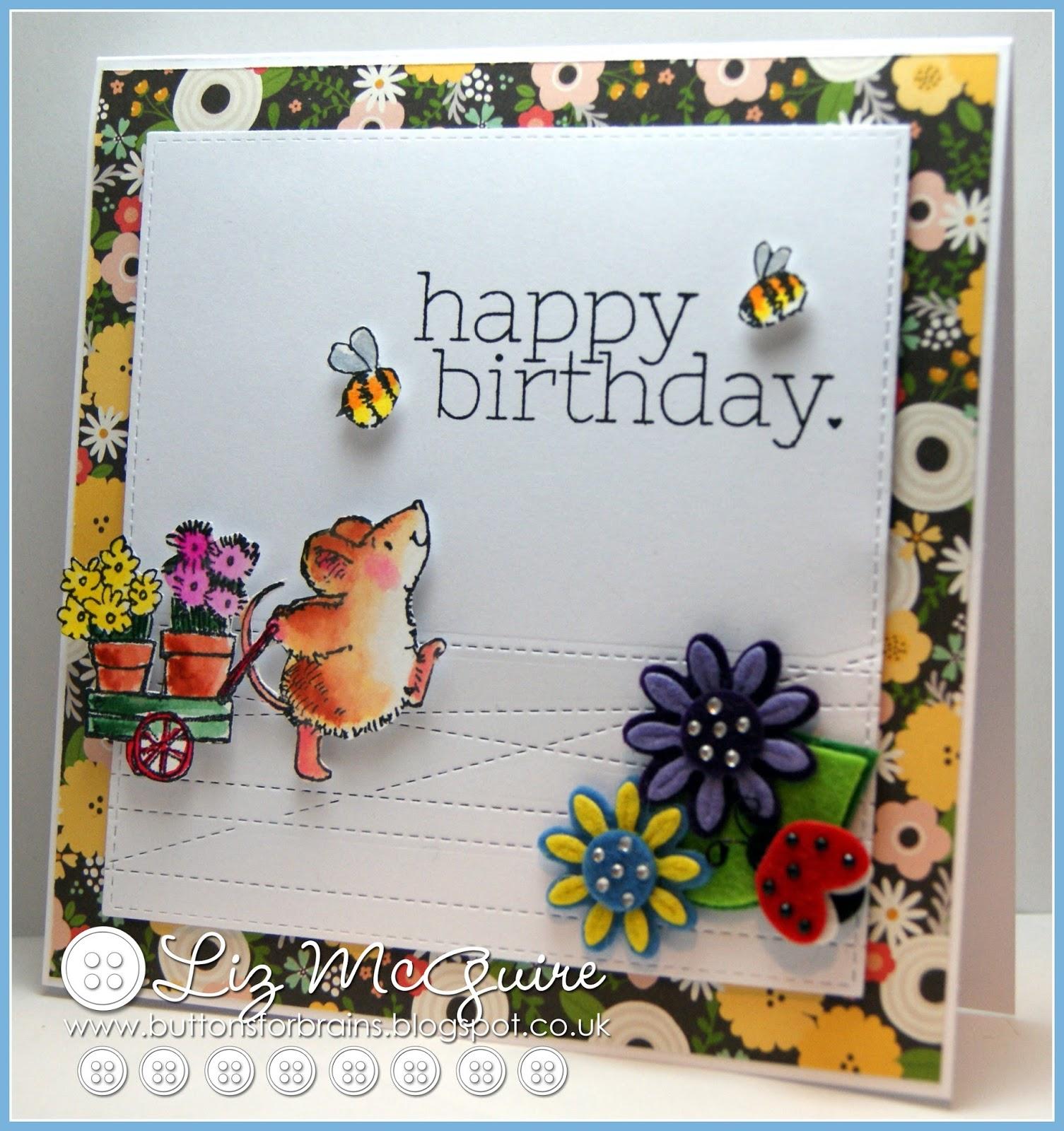 buttonsforbrains happy birthday