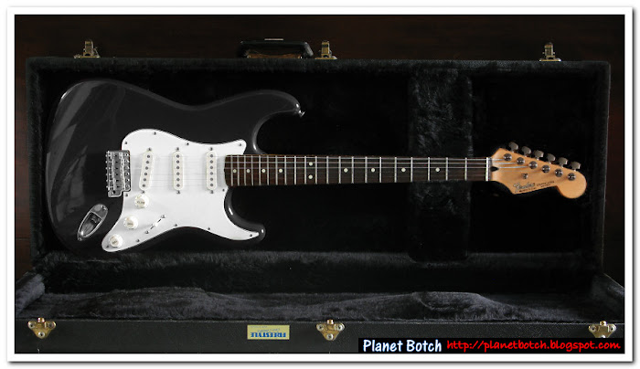 Early Fender Mexican Stratocaster