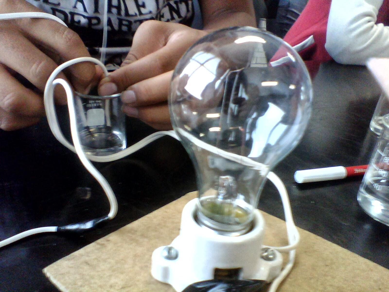 Qumica Vallejo Conductividad elctrica