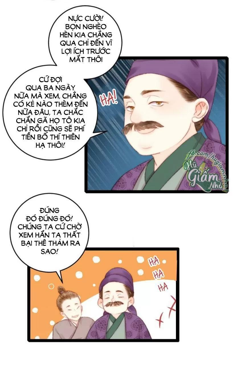 Nàng Phi Cửu Khanh - Thần Y Kiều Nữ chap 58 - Trang 25