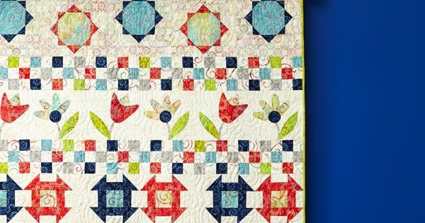 Ewespecial Free Row By Row Quilt Pattern