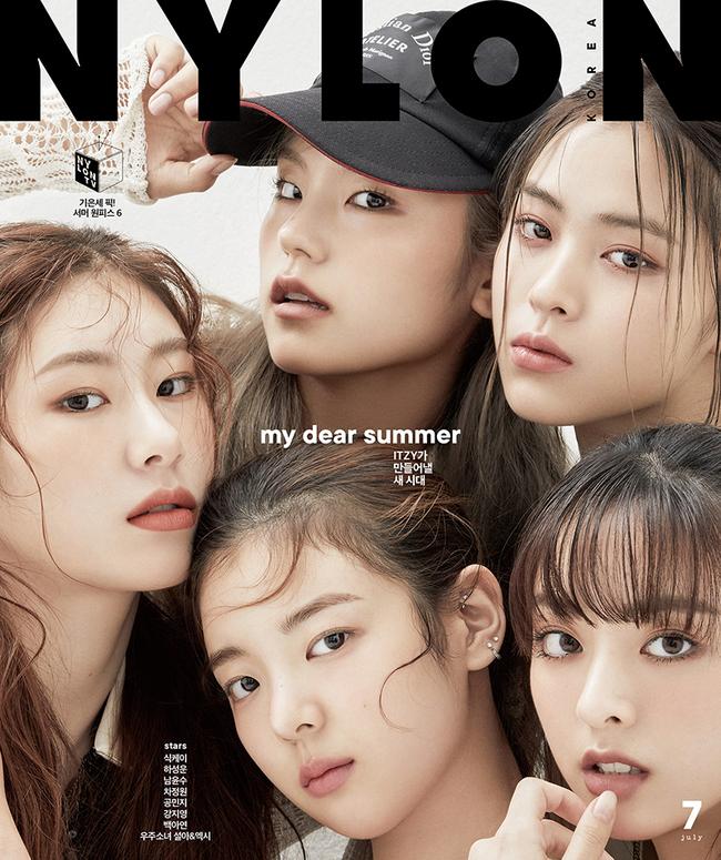 ITZY Korean Girl Group