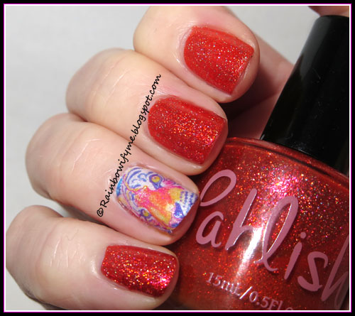 Pahlish ~ Candy Corn on the Cob