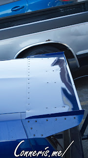 Chevrolet Monte Carlo Drag Car Spoiler