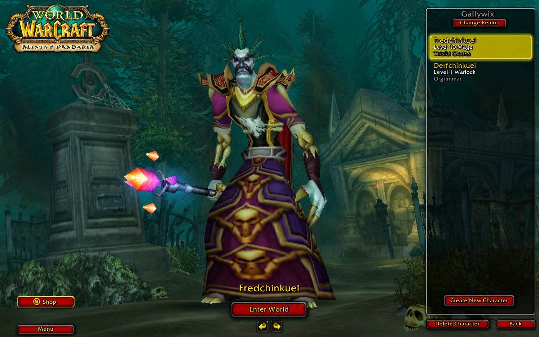 Fredchinkuei Night Elf Rogue   WoW's Best Player!    Ever!